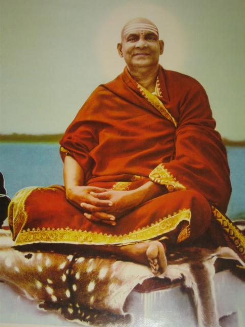 Sivananda mester