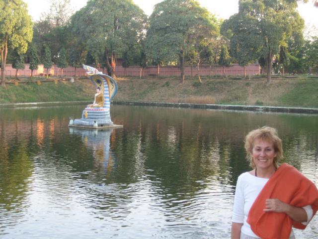 Bodh Gaya,Buddha-kertben