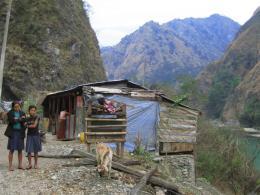 Nepáli kép